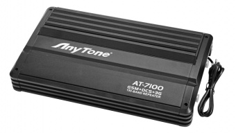 Усилитель GSM900/1800/3G/4G/LTE сигнала AnyTone AT-7100GDW