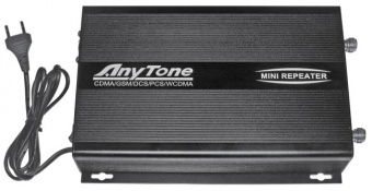 Усилитель GSM1800/4G/LTE сигнала AnyTone AT-6000D